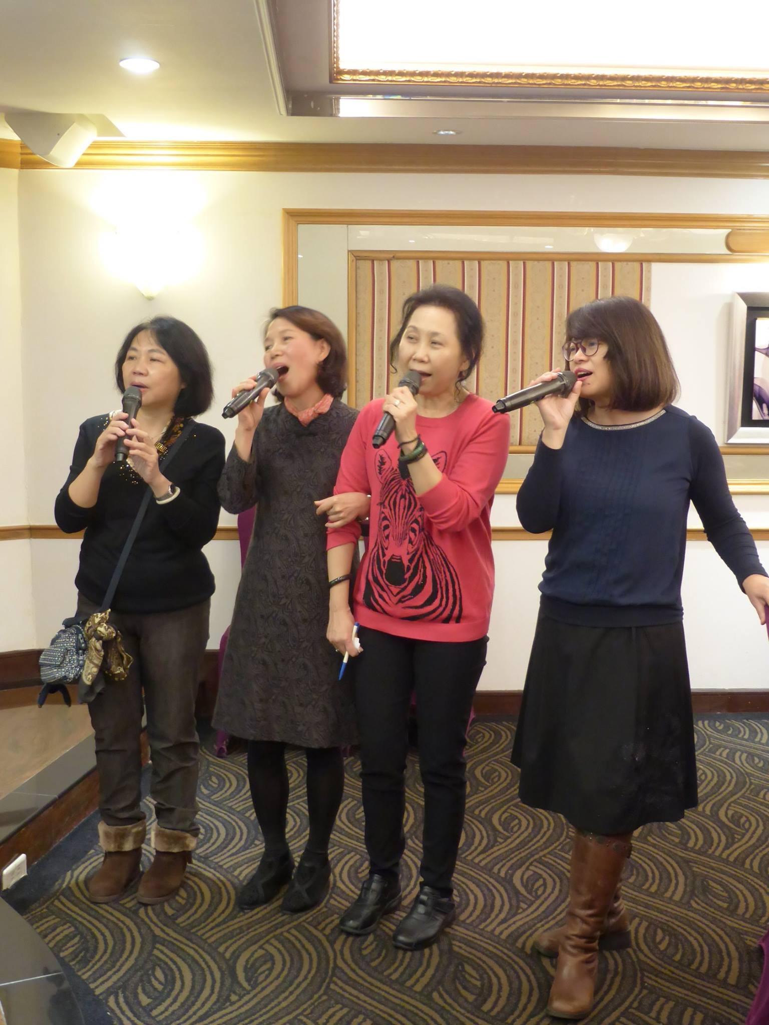 054會員歡唱同樂